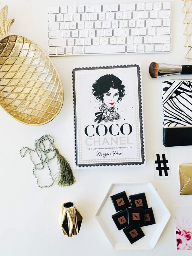 Coco chanel collabs influenceurs